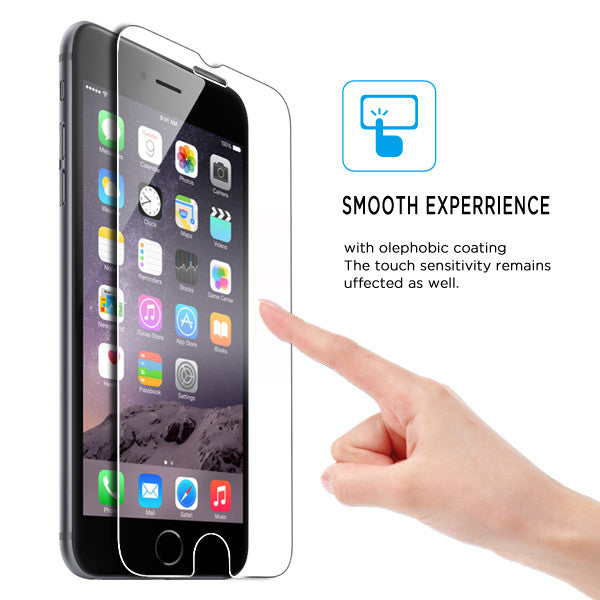 SabreScreen iPhone 6 Tempered Glass Screen Protector - GadgetSourceUSA