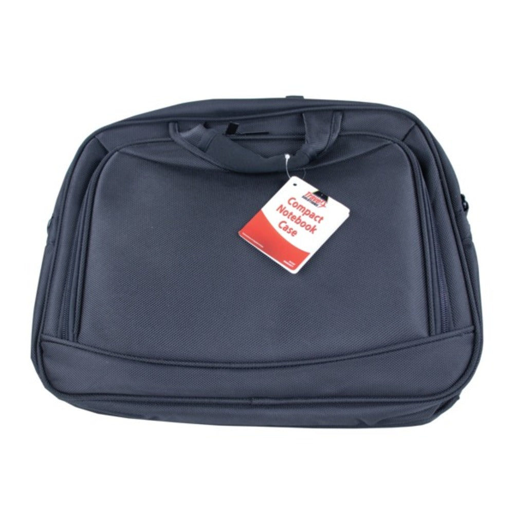 "Travel Solutions 23003 Top-Loading Notebook Bag (13"") - GadgetSourceUSA"