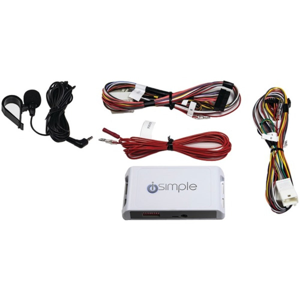 iSimple ISGM751 CarConnect 3000 Smartphone Interface (For Select 2006-2014 GM LAN) - GadgetSourceUSA
