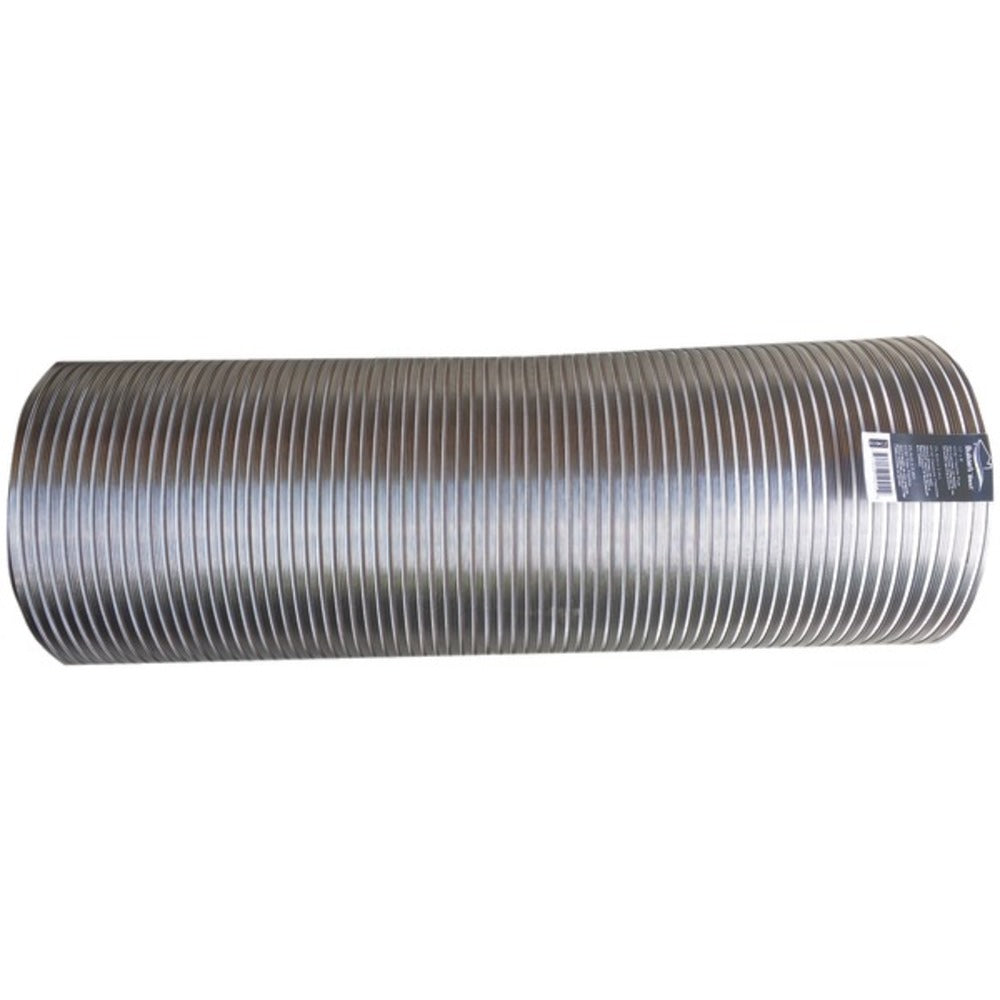 "Builder's Best 110412 Semi-Rigid Aluminum Duct, 8ft (10"" dia) - GadgetSourceUSA"