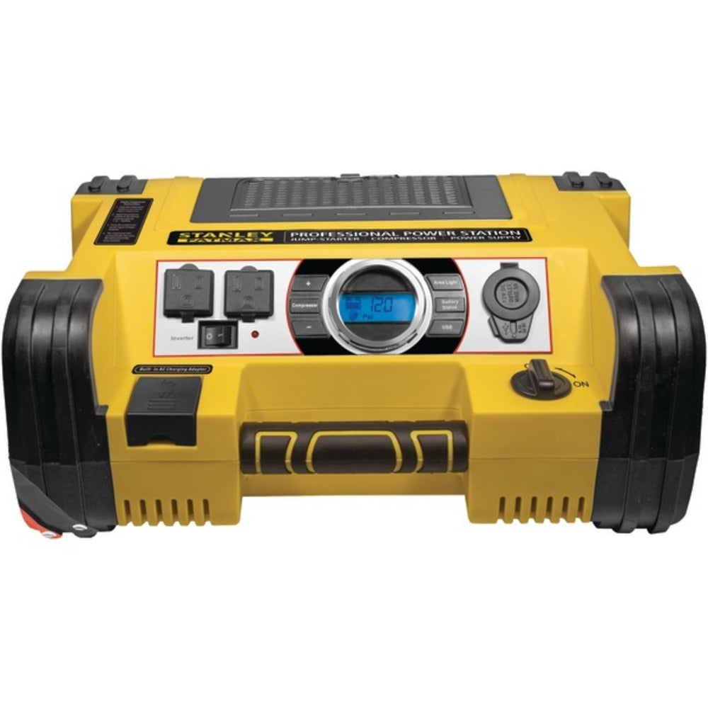STANLEY PPRH7DS FATMAX Professional Digital Power Station with Air Compressor - GadgetSourceUSA