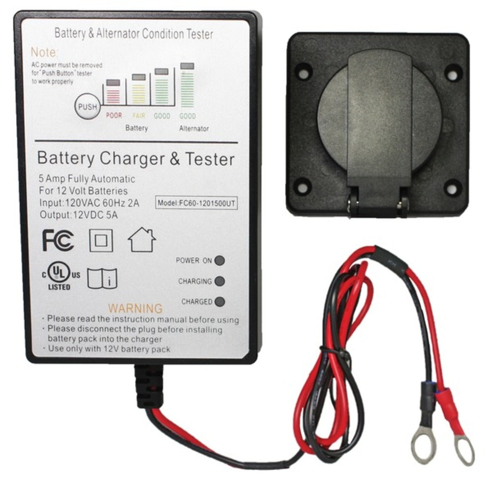 Bright Way Group 5211 5211 Charger - GadgetSourceUSA