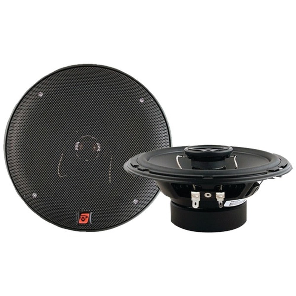 "Cerwin-Vega Mobile XED62 XED Series Coaxial Speakers (2 Way, 6.5"") - GadgetSourceUSA"