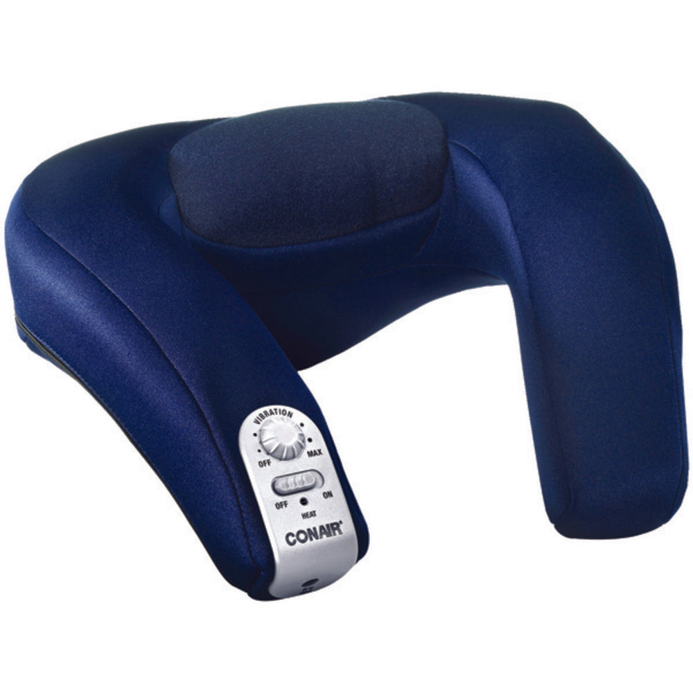 Conair NM8XF Body Benefits Massaging Neck Rest with Heat - GadgetSourceUSA