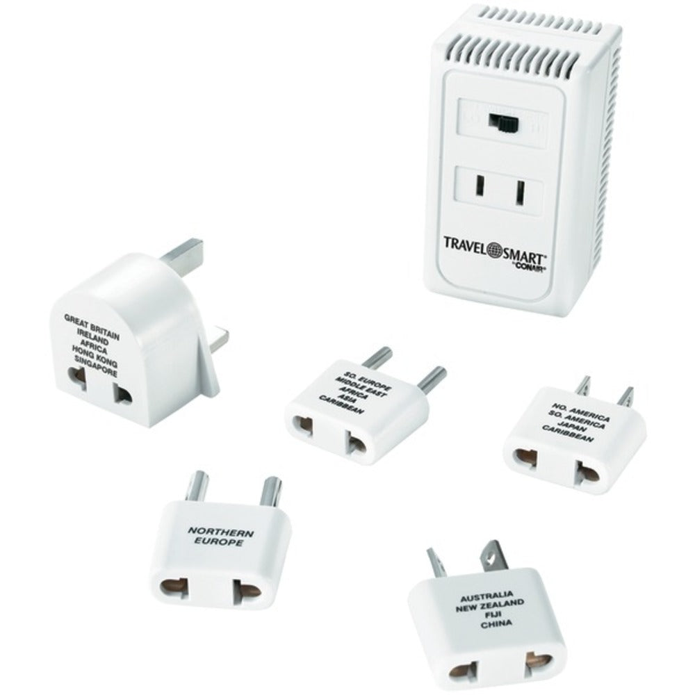 Travel Smart TS1875X Hi/Low 1,875-Watt Converter and Adapter Set