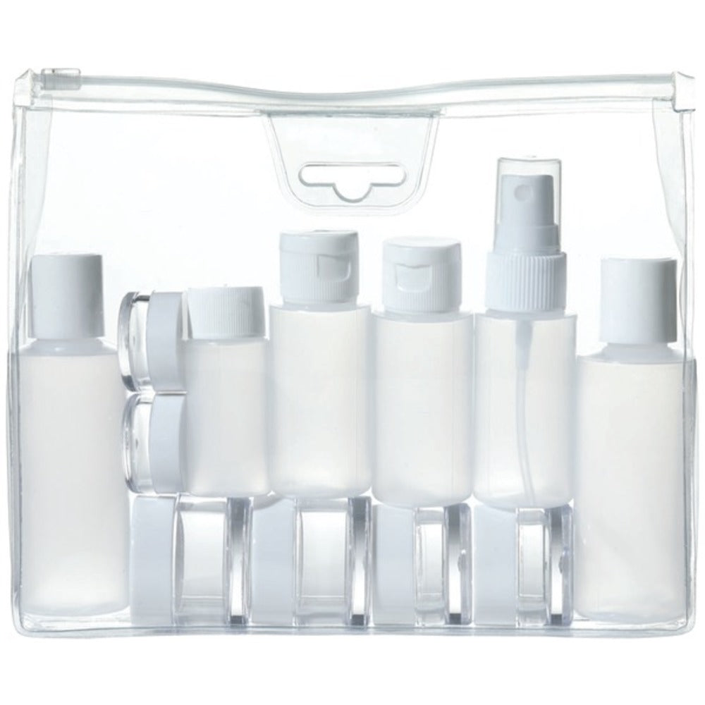 Travel Smart TS333X 13-Piece Travel Bottle Set - GadgetSourceUSA