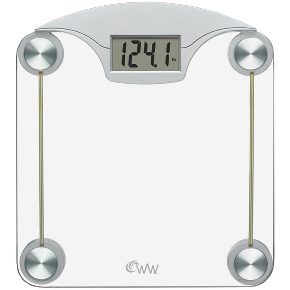 Weight Watchers by Conair WW39X Digital Glass and Chrome Scale
