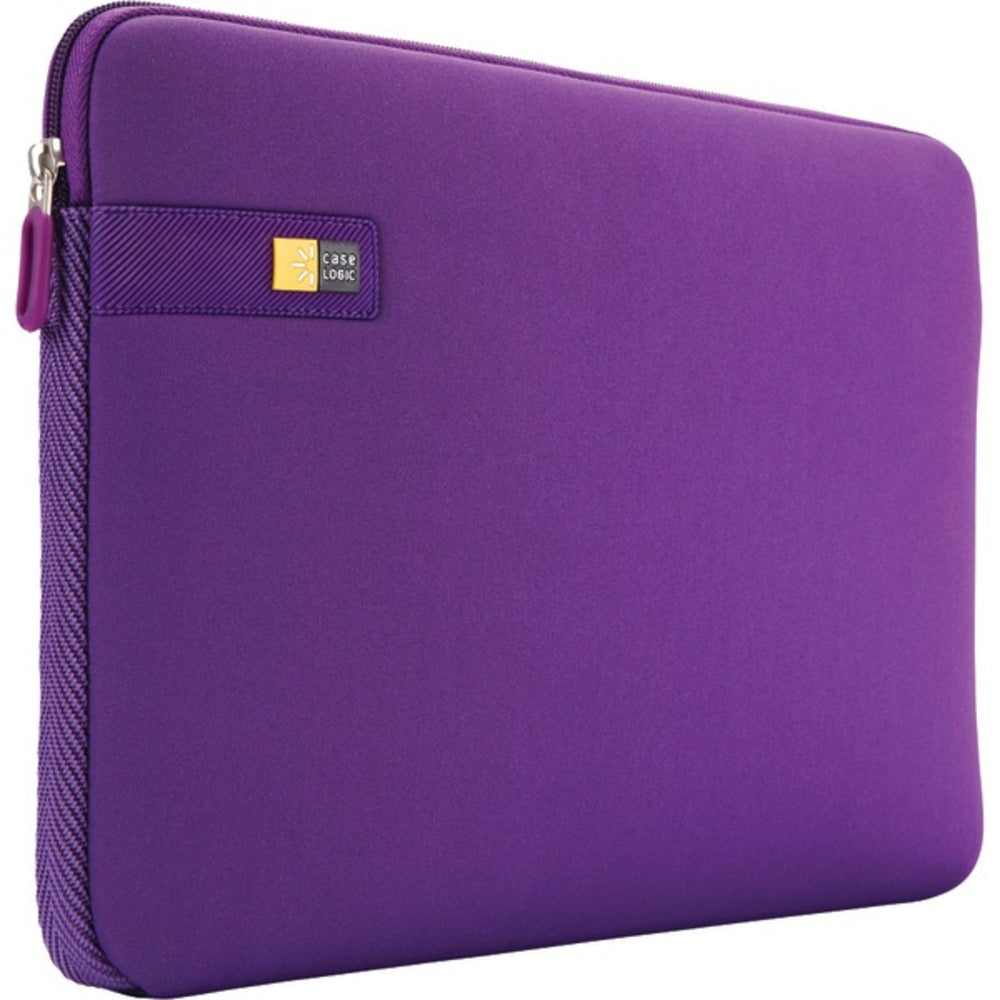 Case Logic 3201361 Notebook Sleeve (Purple, 15.6-Inch)