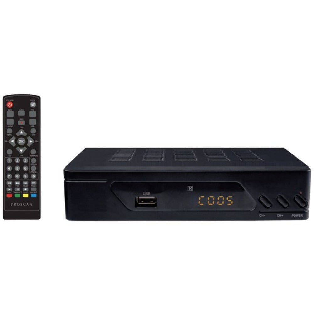 Proscan PAT102-B Digital TV Converter Box