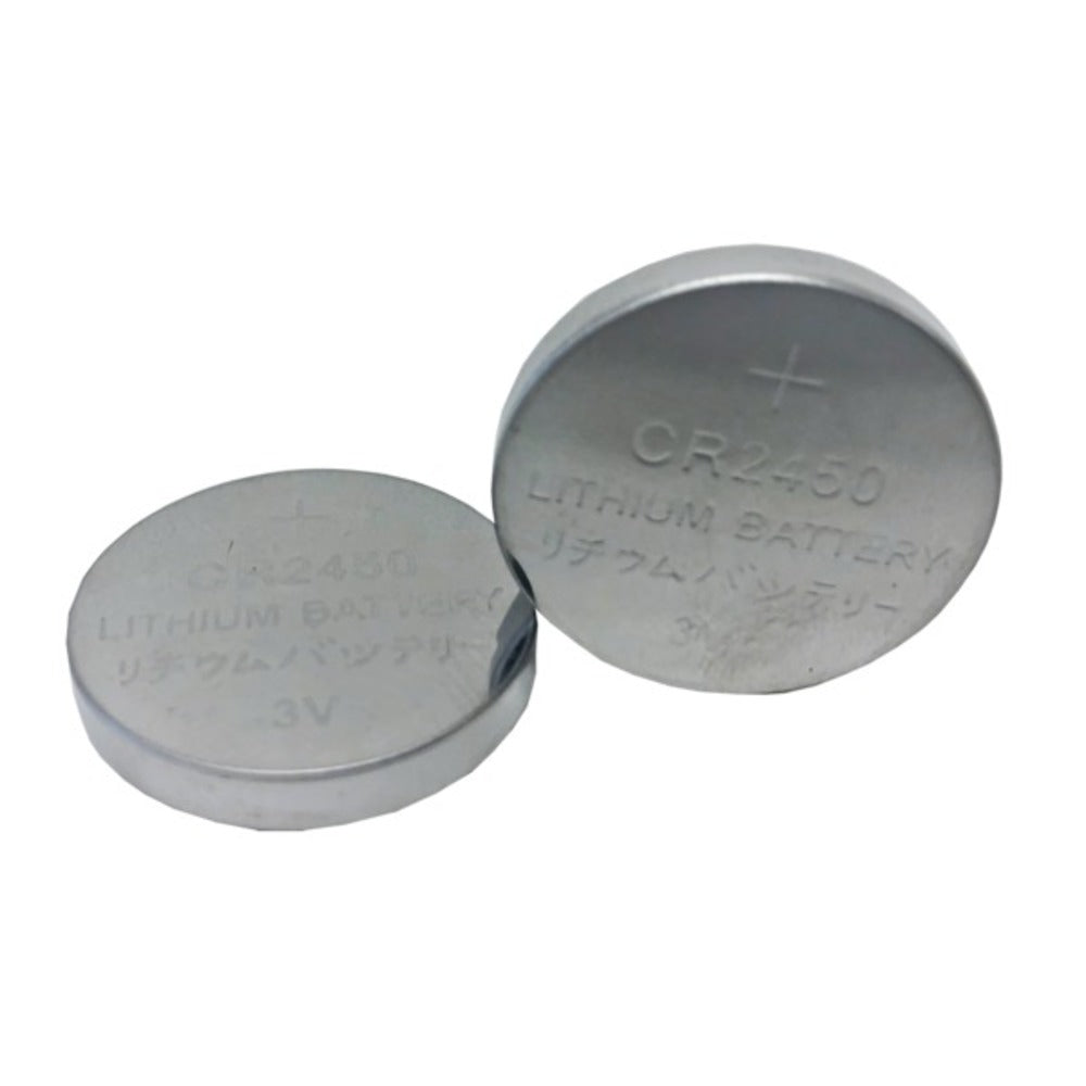 FUJI ENVIROMAX 231 CR2450 Lithium Coin Cell Battery 2 Pack - GadgetSourceUSA