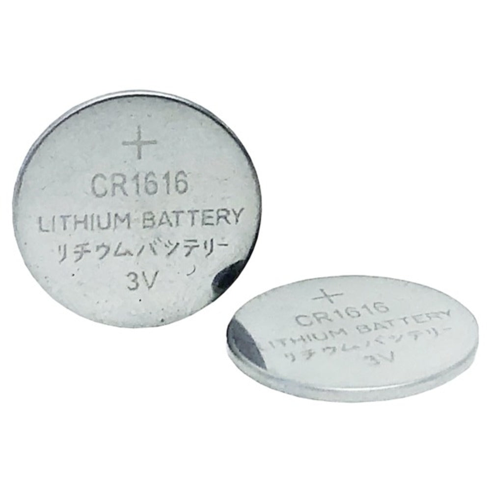 FUJI ENVIROMAX 232 CR1616 Lithium Coin Cell Battery 2 Pack - GadgetSourceUSA