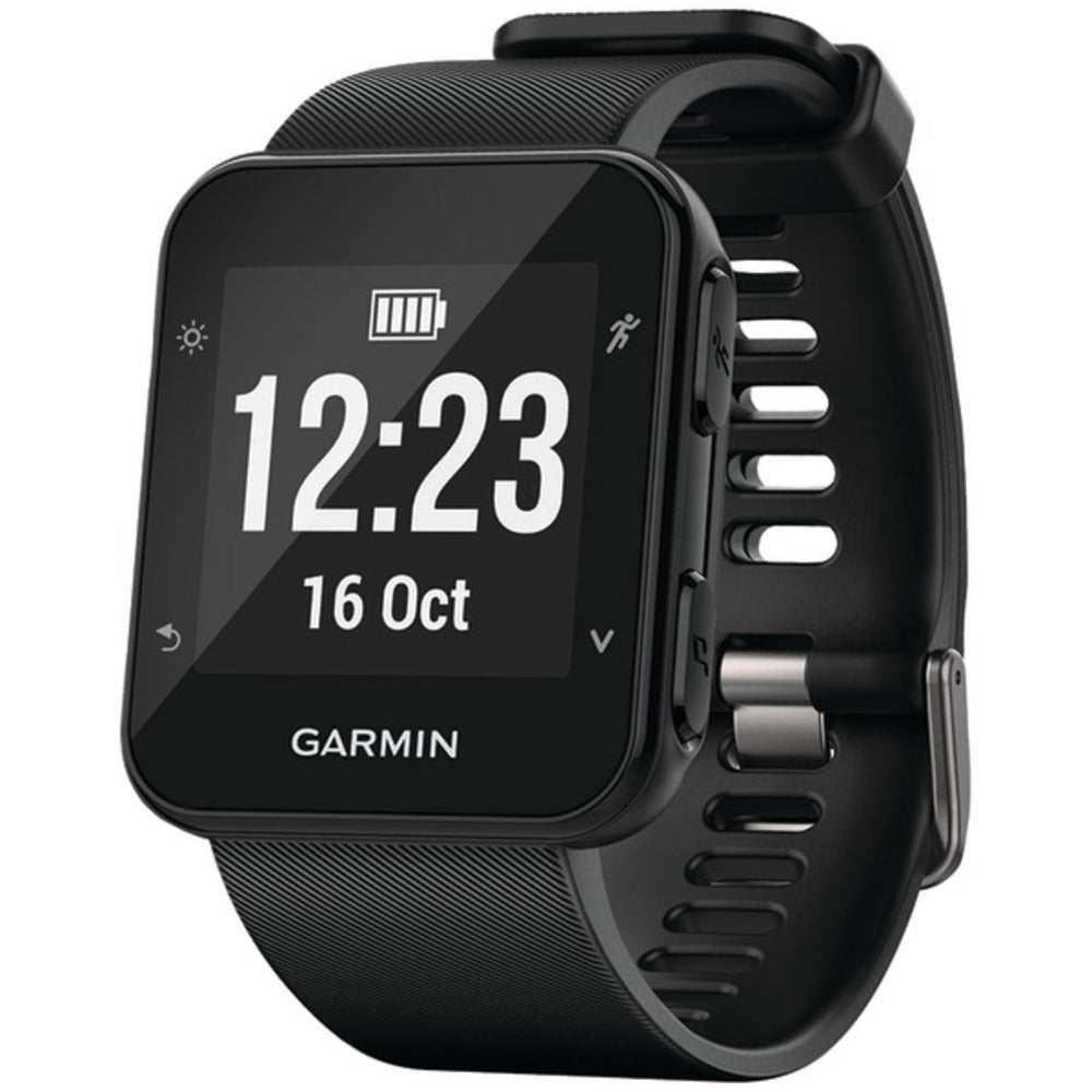 Garmin 010-01689-00 Forerunner 35 GPS-Enabled Running Watch (Black) - GadgetSourceUSA