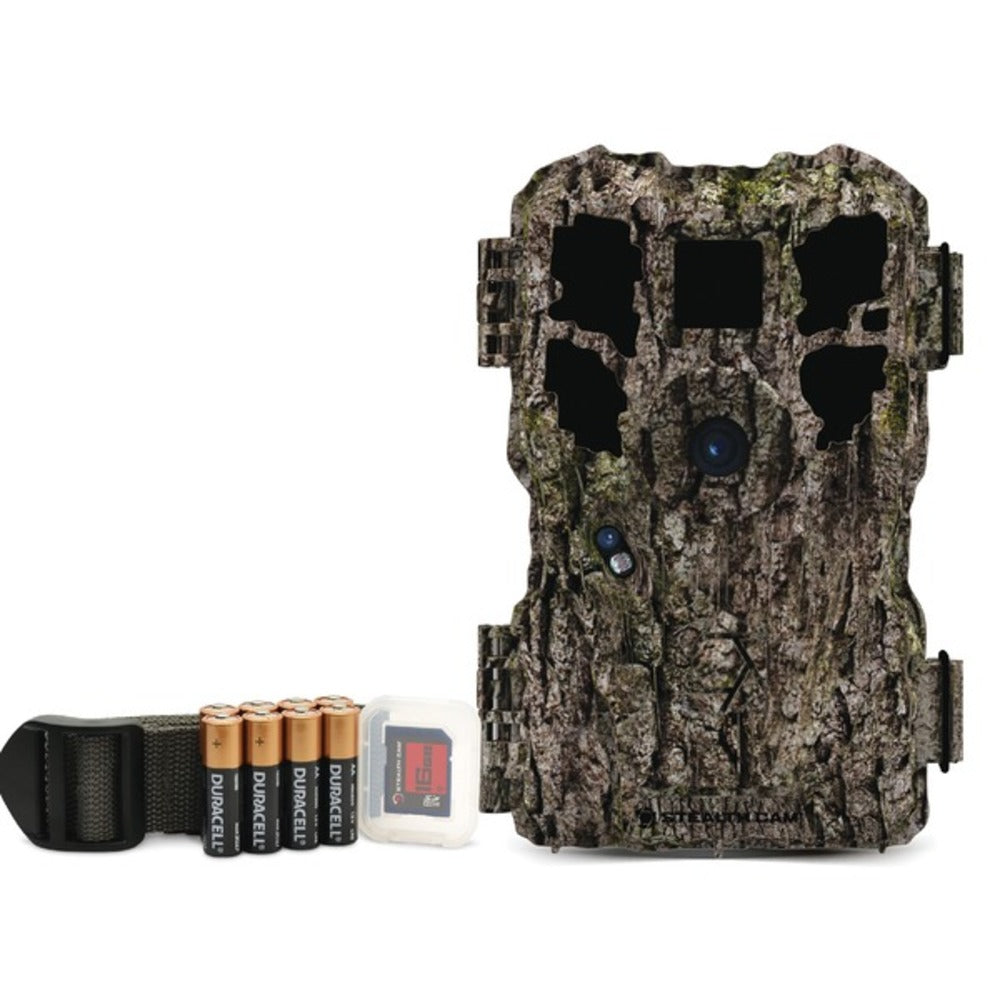 Stealth Cam STC-PX24CMOK 24.0-Megapixel Trail Camera Combo - GadgetSourceUSA