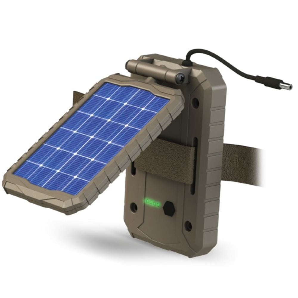 Stealth Cam STC-SOLP SOL-PAK Solar Battery Pack