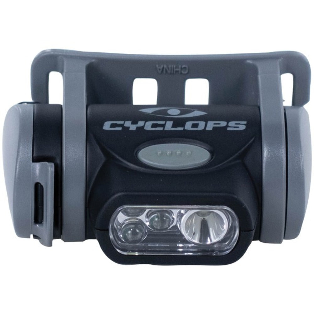 Cyclops CYC-TITANXP 112-Lumen Titan XP LED Headlight (Black/Gray) - GadgetSourceUSA