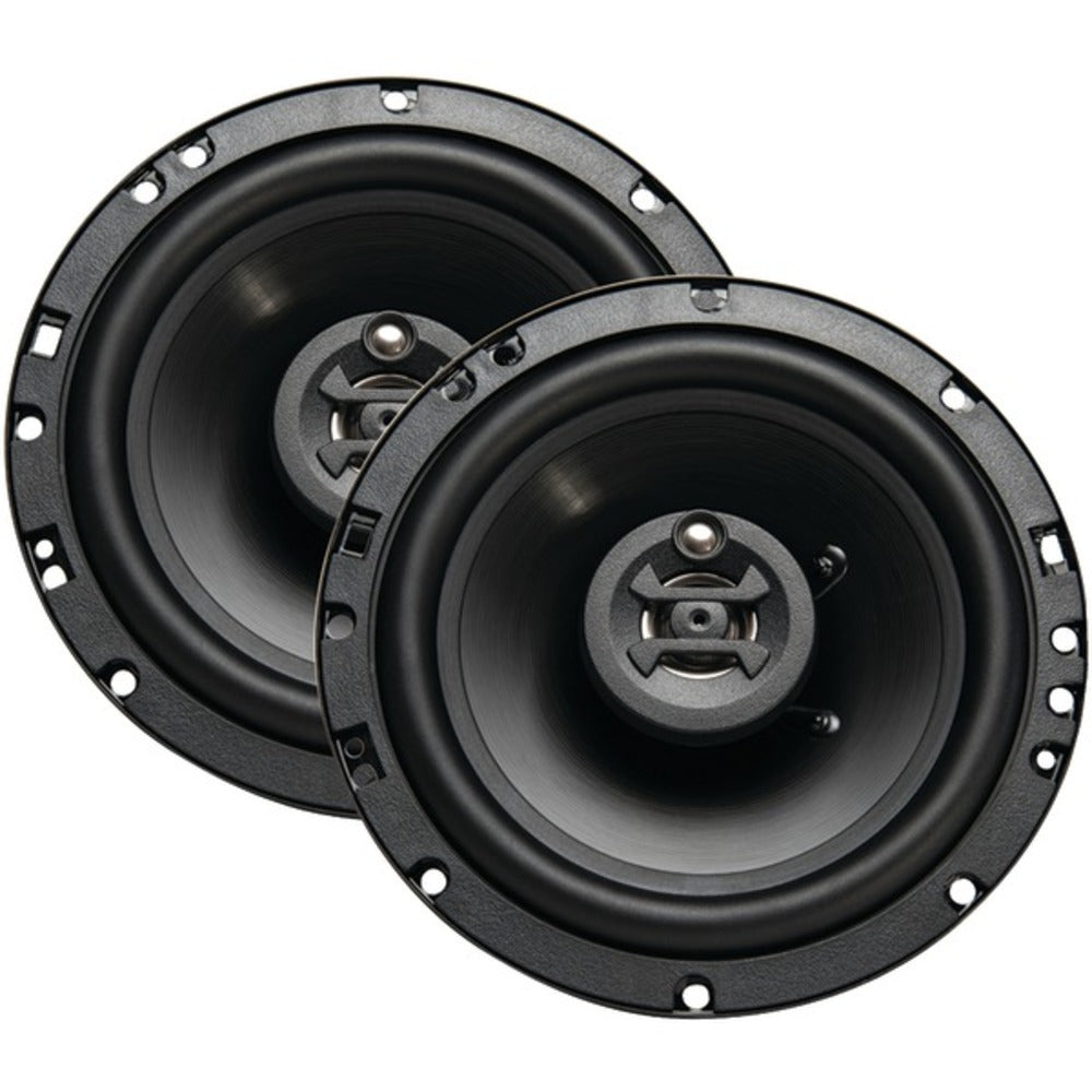 "Hifonics ZS653 Zeus Series Coaxial 4ohm Speakers (6.5"", 3 Way, 300 Watts max)"