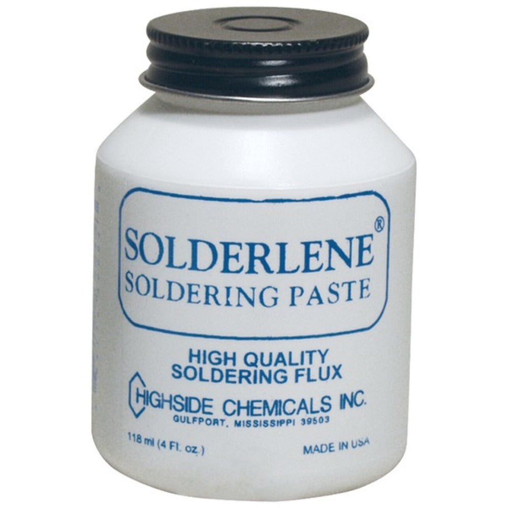 Highside Chemicals 30004 Solderlene, 4oz - GadgetSourceUSA