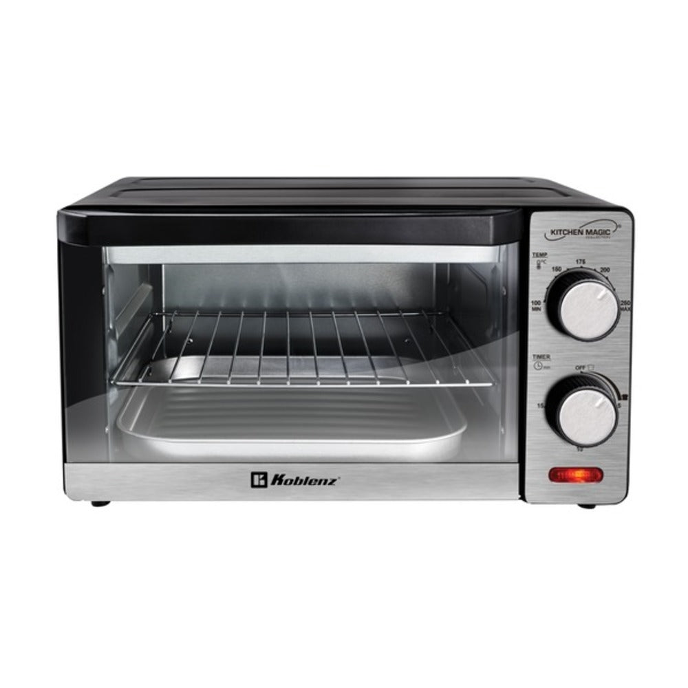 Koblenz HKM-1000 10-Liter Kitchen Magic Collection Toaster Oven - GadgetSourceUSA