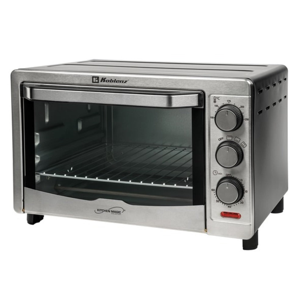 Koblenz HKM-1500 C 24-Liter Kitchen Magic Collection Convection Oven - GadgetSourceUSA