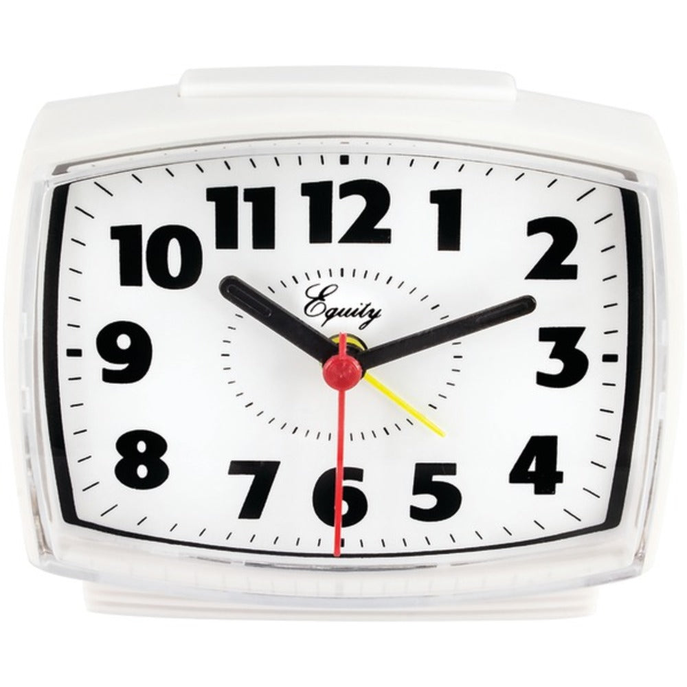 Equity by La Crosse 33100 Electric Analog Alarm Clock - GadgetSourceUSA
