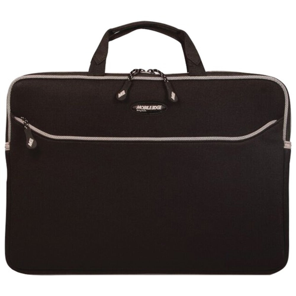 "Mobile Edge MESSM1-13 SlipSuit 13"" MacBook and MacBook Pro Sleeve (Black) - GadgetSourceUSA"