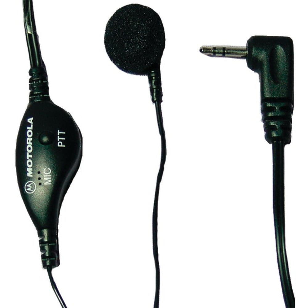 Motorola 53727 Earbud with Push-to-Talk Microphone for Talkabout Radios