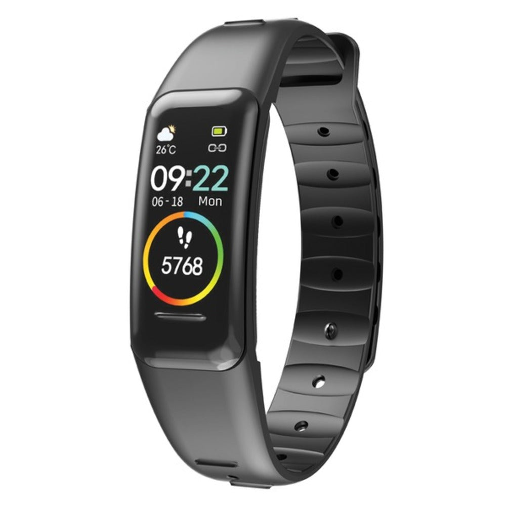 Supersonic SC-83FB Heart Rate, Blood Pressure, and Blood Oxygen Fitness Band