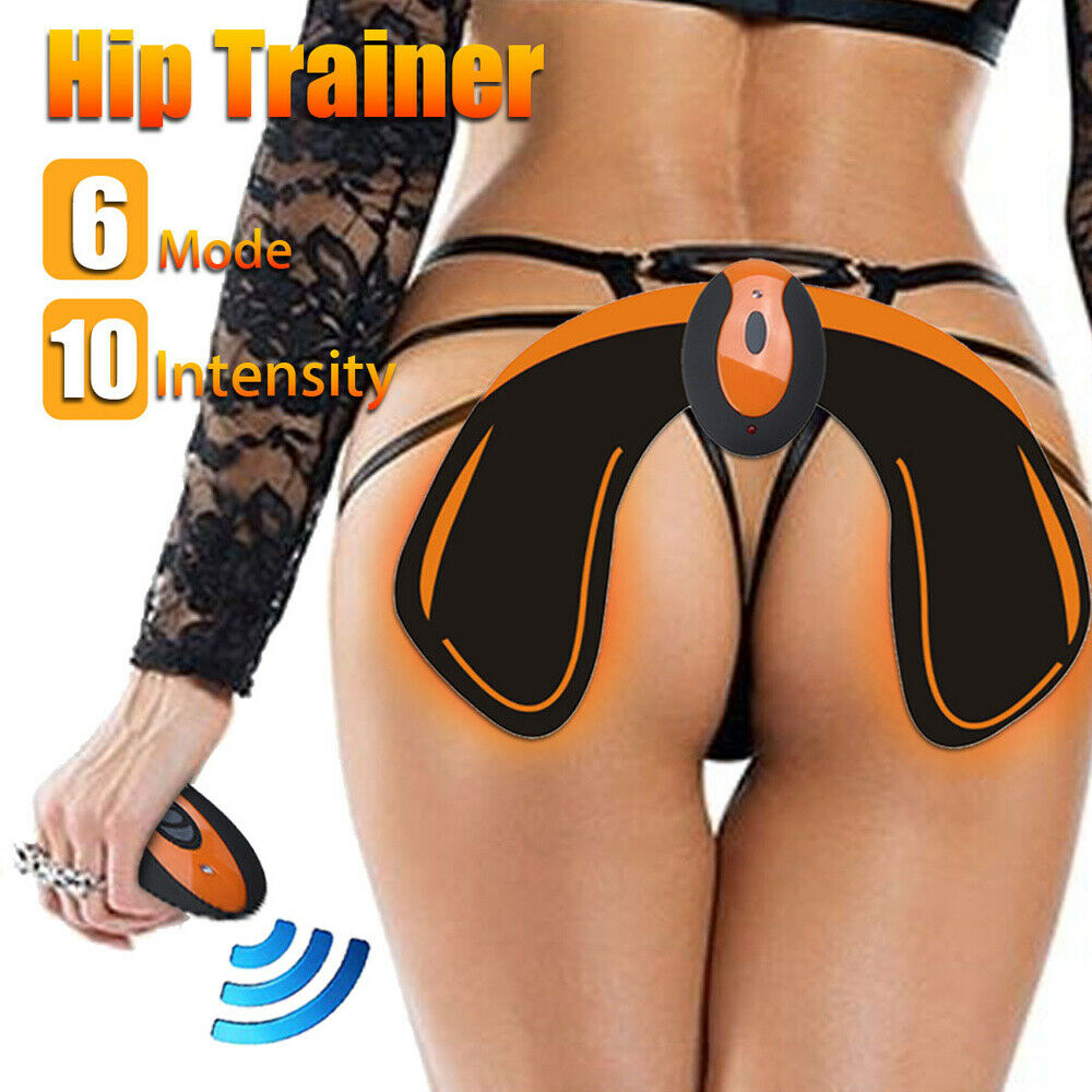 Buttocks Enhancer | Hip Trainer |  Hips Trainer Muscle Toner | Buttocks Enhancement Device | Home Fitness Workout Equipment - GadgetSourceUSA