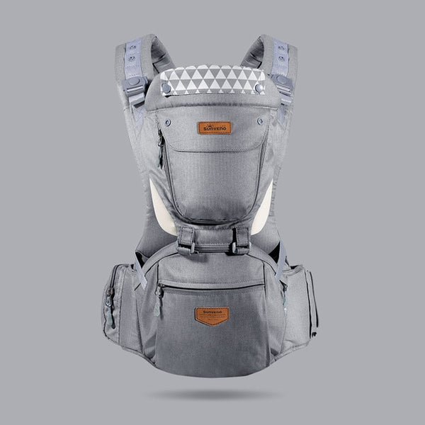Ergonomic Baby Carrier | Infant Baby Carrier | Front Facing Ergonomic Kangaroo Sling | 0-36M - GadgetSourceUSA