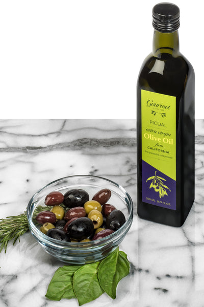 Extra Virgin Olive Oil - California