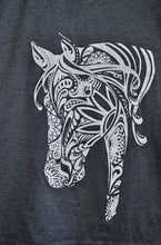 BOHO Horse Zip Hoodie - Live for the Ride