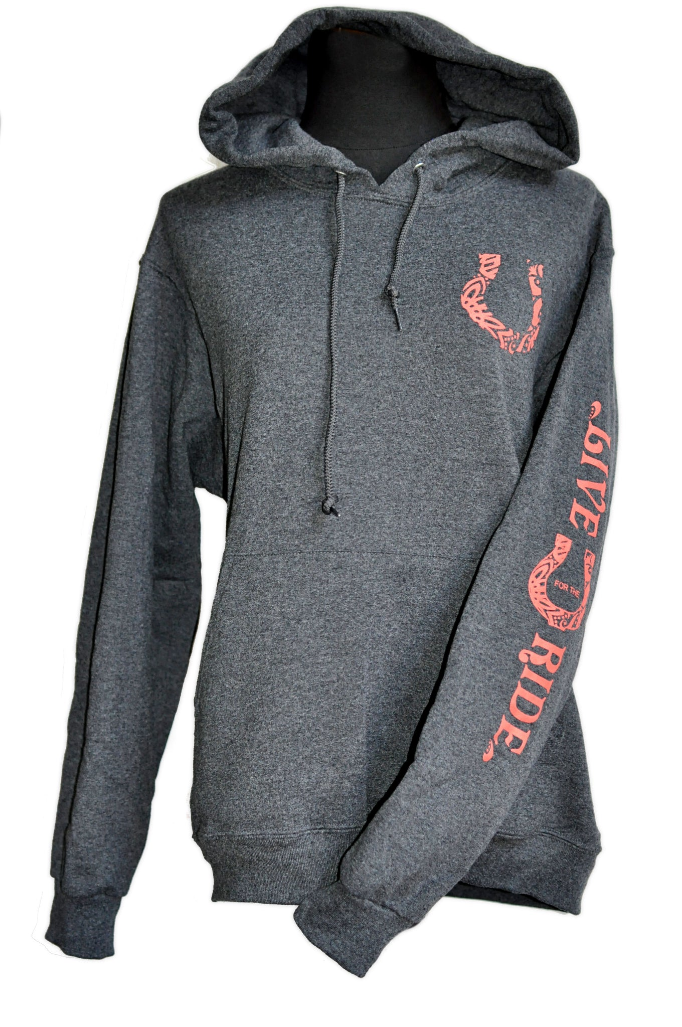 3a26f2f15f6d5 ... BoHo Horse Hoodie - Live for the Ride ...