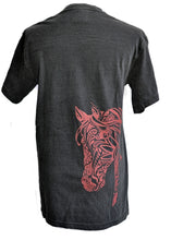 BOHO Horse SHORT Sleeve T-shirt