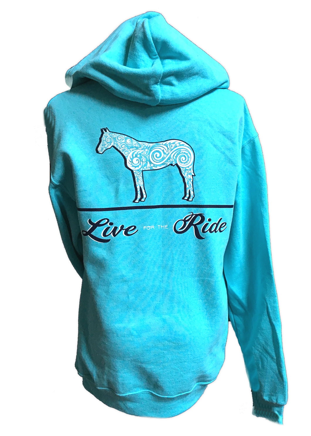 Doc's Horse Hoodie - Live for the Ride
