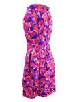 Pappagallo Women's Floral Fit & Flare Dress