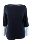 Tommy Hilfiger Women's Layered Look Blouse