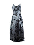 Xscape Women's Floral-Print Gown