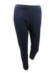 Tommy Hilfiger Women's Slim-Fit Ankle Pants (4, Midnight)