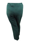 Kasper Women's Plus Size Straight-Leg Crepe Pants