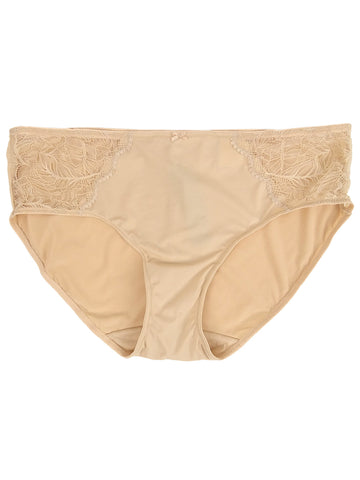 INC Women's Plus Lace-Trim Hipster