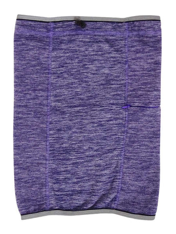 Ideology Women's Fleece Marled Neck Cover
