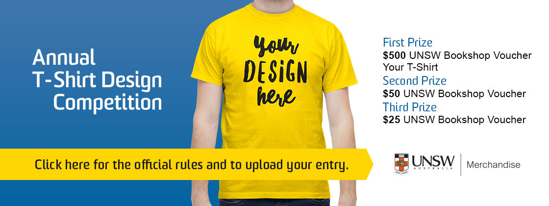 Home T Shirt Design | T Shirt Design Competition Homepage Unsw Shop