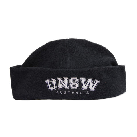 UNSW Fleece Beanie - Navy