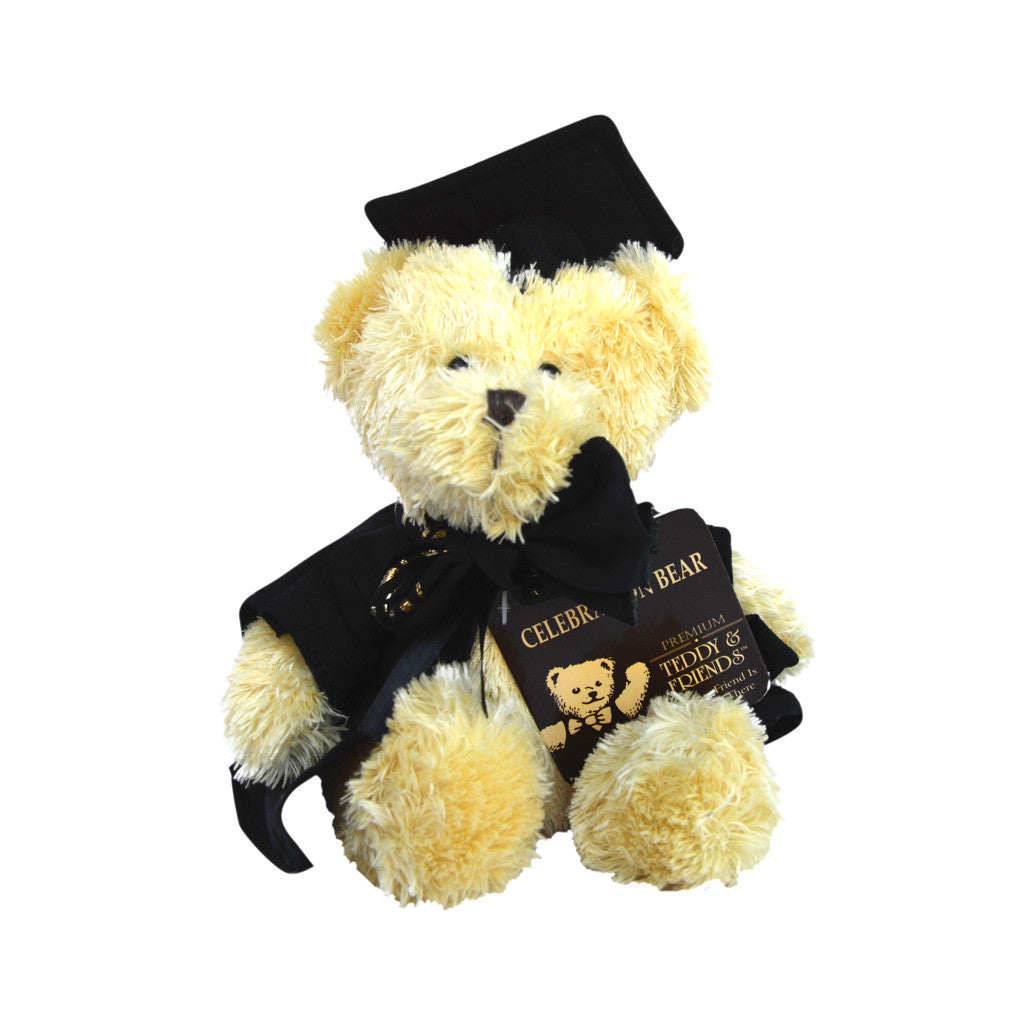 Graduate Bear - Small Brown