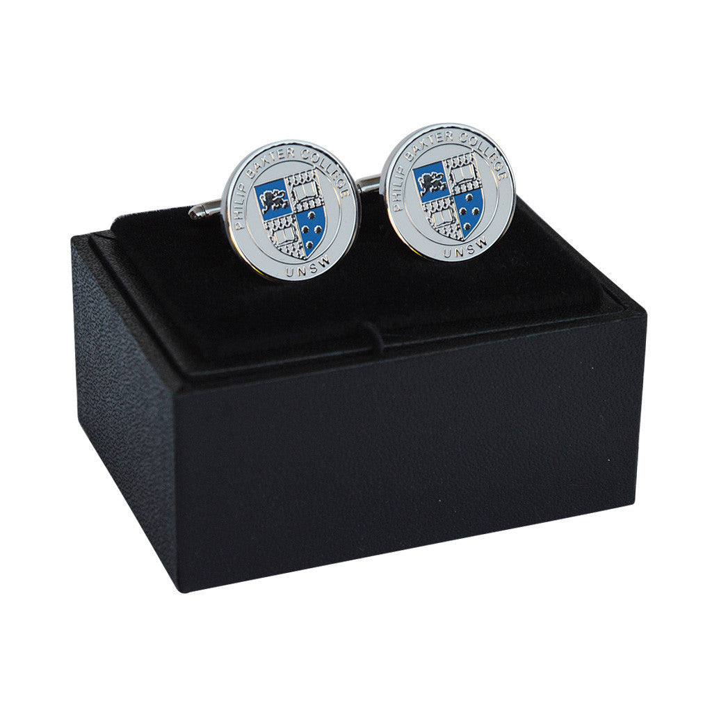 Baxter College Cuff Links