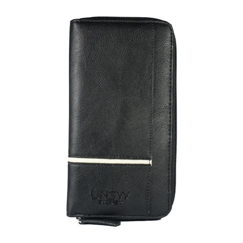 Womans Clutch Wallet - UNSW Sydney Embossed