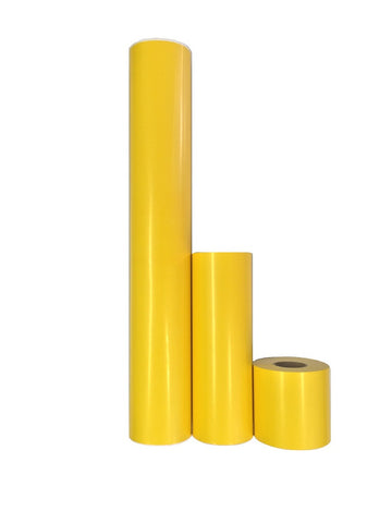UNSW - Yellow Wrapping Paper - Per Metre