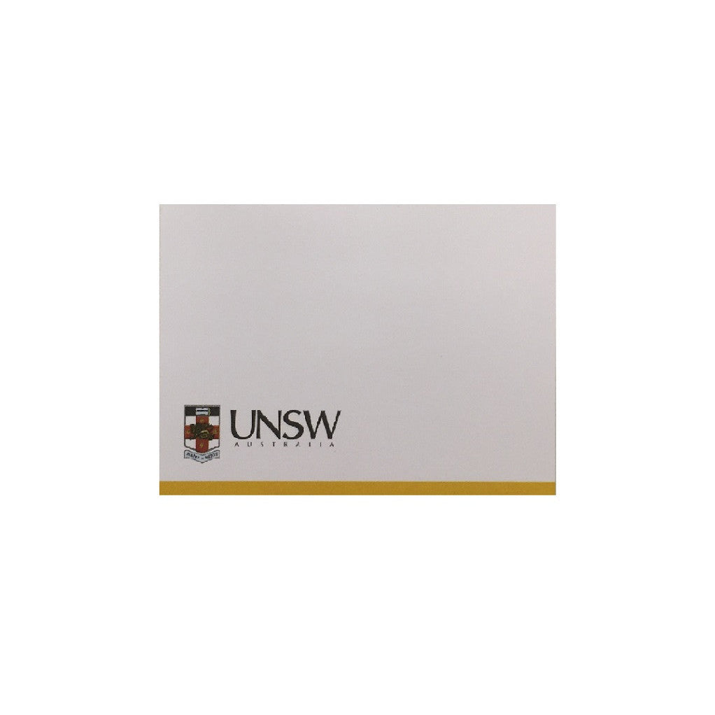 UNSW - Sticky Notepad