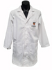 Lab Coat with Embroidered UNSW Colour Crest