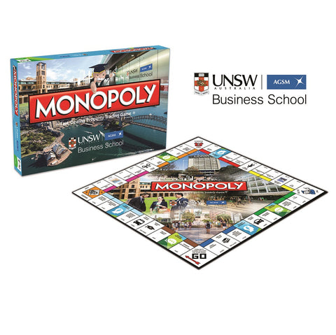 UNSW Business School Board Game - Limited Edition
